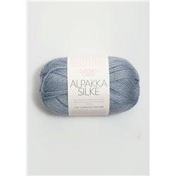 Alpakka Silke
